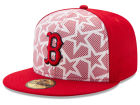 Boston Red Sox New Era 2016 MLB AC Stars & Stripes 59FIFTY Cap Fitted Hats