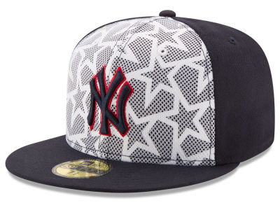 New York Yankees 2016 MLB AC Stars & Stripes 59FIFTY Cap Hats