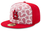 St. Louis Cardinals New Era 2016 MLB AC Stars & Stripes 59FIFTY Cap Fitted Hats