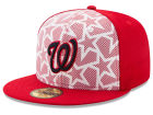 Washington Nationals New Era 2016 MLB AC Stars & Stripes 59FIFTY Cap Fitted Hats
