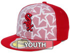 Chicago White Sox New Era 2016 MLB Kids AC Stars & Stripes 59FIFTY Cap Fitted Hats