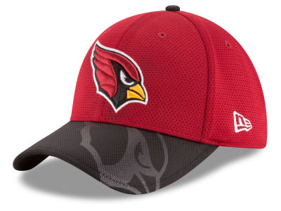 Arizona Cardinals 2016 Official NFL Sideline 39THIRTY Cap Hats