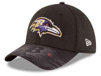 Baltimore Ravens 2016 Official NFL Sideline 39THIRTY Cap Hats