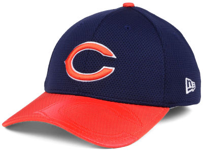 Chicago Bears 2016 Official NFL Sideline 39THIRTY Cap Hats
