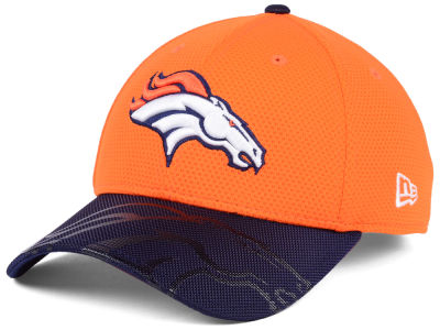 Denver Broncos 2016 Official NFL Sideline 39THIRTY Cap Hats