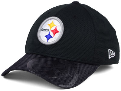 Pittsburgh Steelers 2016 Official NFL Sideline 39THIRTY Cap Hats