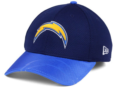 Los Angeles Chargers 2016 Official NFL Sideline 39THIRTY Cap Hats