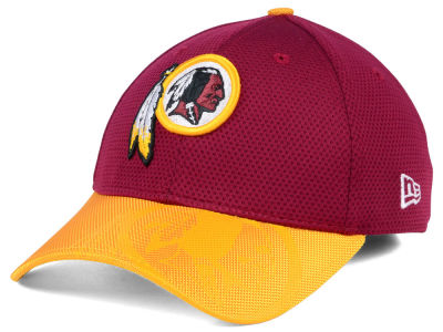 Washington Redskins 2016 Official NFL Sideline 39THIRTY Cap Hats