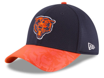 Chicago Bears 2016 NFL Sideline Classic 39THIRTY Cap Hats