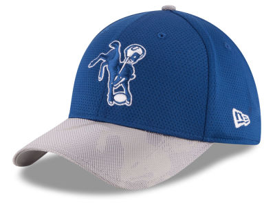 Indianapolis Colts 2016 NFL Sideline Classic 39THIRTY Cap Hats