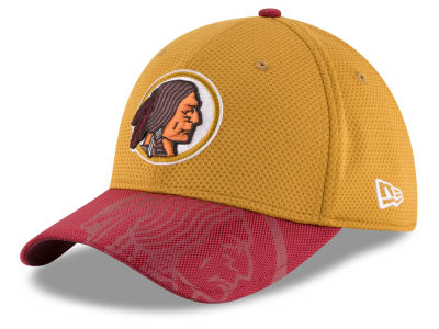 Washington Redskins 2016 NFL Sideline Classic 39THIRTY Cap Hats