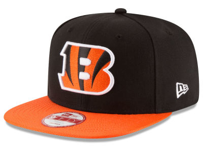 Cincinnati Bengals 2016 Official NFL Sideline 9FIFTY Original Fit Cap Hats