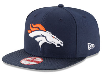 Denver Broncos 2016 Official NFL Sideline 9FIFTY Original Fit Cap Hats