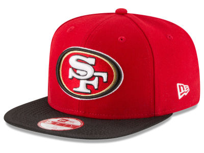 San Francisco 49ers 2016 Official NFL Sideline 9FIFTY Original Fit Cap Hats