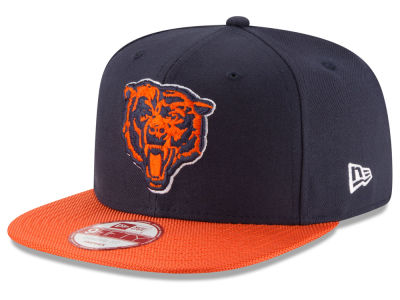 Chicago Bears 2016 NFL Sideline Classic 9FIFTY Snapback Cap Hats