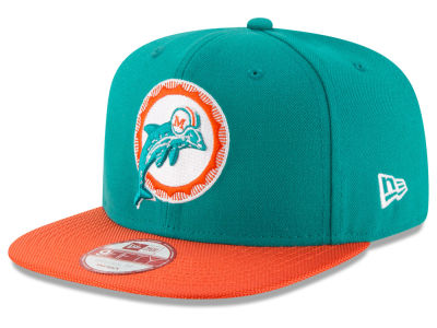 Miami Dolphins 2016 NFL Sideline Classic 9FIFTY Snapback Cap Hats