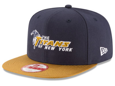New York Titans 2016 NFL Sideline Classic 9FIFTY Snapback Cap Hats