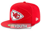 Kansas City Chiefs New Era 2016 Official NFL Sideline 59FIFTY Cap Fitted Hats