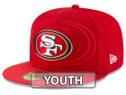 San Francisco 49ers New Era 2016 Official NFL Sideline 59FIFTY Cap Fitted Hats