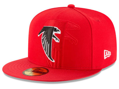 Atlanta Falcons 2016 Official NFL Sideline 59FIFTY Cap Hats