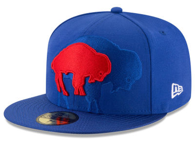 Buffalo Bills 2016 Official NFL Sideline 59FIFTY Cap Hats