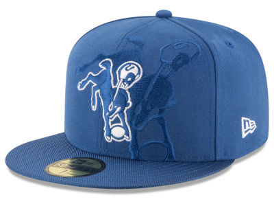 Indianapolis Colts 2016 Official NFL Sideline 59FIFTY Cap Hats