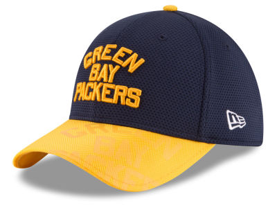 Green Bay Packers 2016 NFL Sideline Classic 39THIRTY Cap Hats