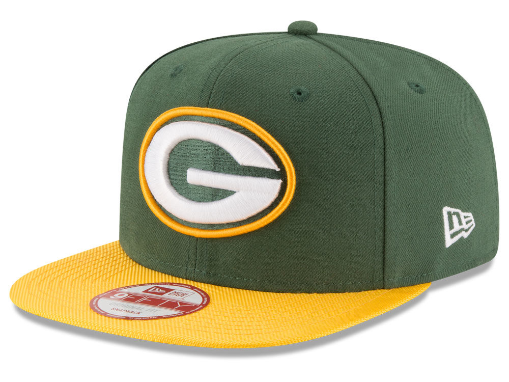 the best attitude fe527 1a4ac ... clearance cheap green bay packers new era 2016 kids official nfl  sideline 9fifty original fit cap