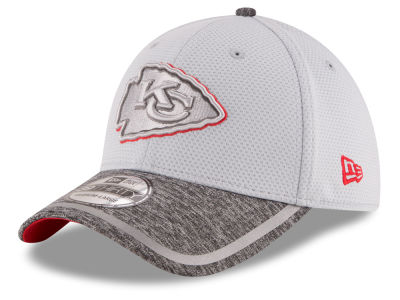 Kansas City Chiefs 2016 NFL Training Camp Reverse 39THIRTY Cap Hats
