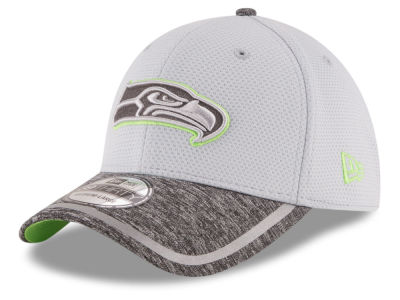 Seattle Seahawks 2016 NFL Training Camp Reverse 39THIRTY Cap Hats