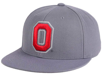 J America NCAA Upright O Fitted Cap Hats