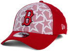 Boston Red Sox New Era 2016 MLB AC Stars & Stripes 39THIRTY Cap Stretch Fitted Hats