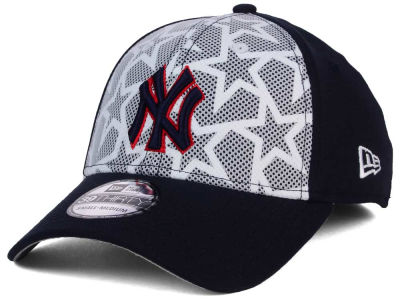 New York Yankees 2016 MLB AC Stars & Stripes 39THIRTY Cap Hats
