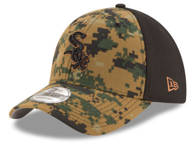 Chicago White Sox MLB 2016 Memorial Day 39THIRTY Cap Hats