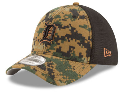 Detroit Tigers MLB 2016 Memorial Day 39THIRTY Cap Hats