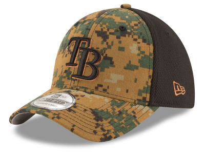 Tampa Bay Rays MLB 2016 Memorial Day 39THIRTY Cap Hats