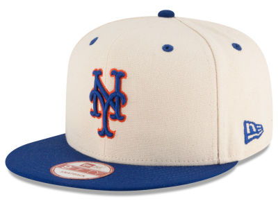 New York Mets MLB Inlinen Color 9FIFTY Snapback Cap Hats