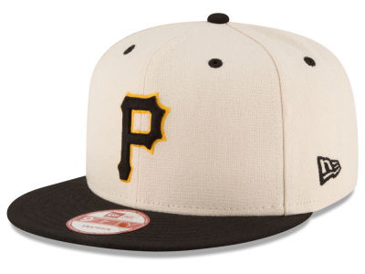 Pittsburgh Pirates MLB Inlinen Color 9FIFTY Snapback Cap Hats