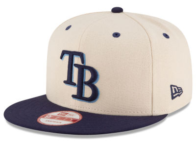 Tampa Bay Rays MLB Inlinen Color 9FIFTY Snapback Cap Hats