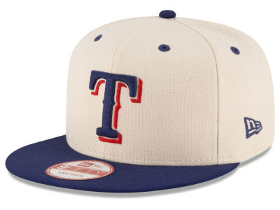 Texas Rangers MLB Inlinen Color 9FIFTY Snapback Cap Hats