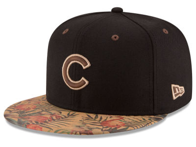 Chicago Cubs MLB Smoove Trop 59FIFTY Cap Hats