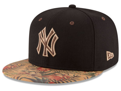 New York Yankees MLB Smoove Trop 59FIFTY Cap Hats