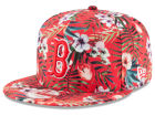 Boston Red Sox New Era MLB Troppin Hot 9FIFTY Snapback Cap Adjustable Hats