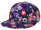 Colorado Rockies New Era MLB Troppin Hot 9FIFTY Snapback Cap Adjustable Hats