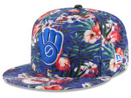 New Era MLB Troppin Hot 9FIFTY Snapback Cap Adjustable Hats