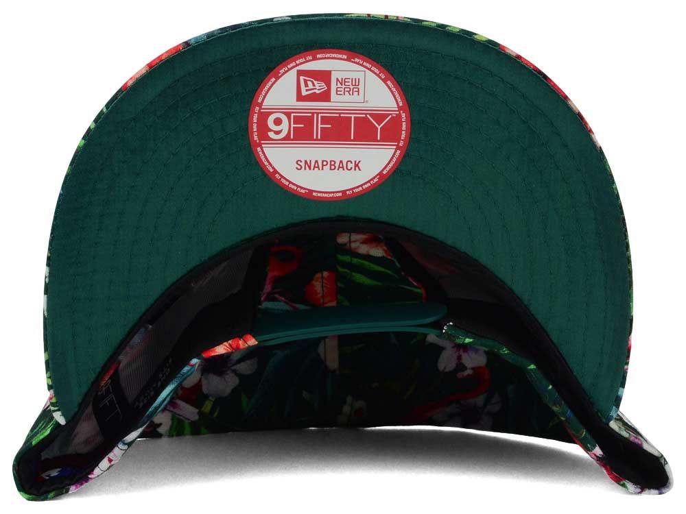 df5e2863a96fa 70%OFF Oakland Athletics New Era MLB Troppin Hot 9FIFTY Snapback Cap ...