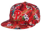 Philadelphia Phillies New Era MLB Troppin Hot 9FIFTY Snapback Cap Adjustable Hats