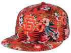 San Francisco Giants New Era MLB Troppin Hot 9FIFTY Snapback Cap Adjustable Hats
