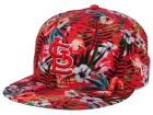 St. Louis Cardinals New Era MLB Troppin Hot 9FIFTY Snapback Cap Adjustable Hats