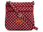 Iowa State Cyclones Vesi Vera Bradley Triple Zip Hipster Apparel & Accessories